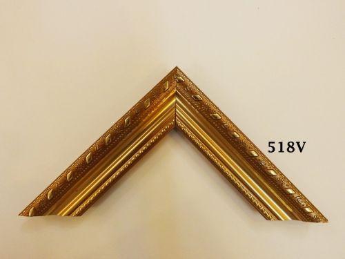 Khung Tranh Thiết Kể Cổ Điển Màu Vàng Đồng Đẹp Bền Giá Rẻ