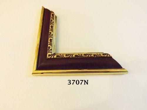 Khung Tranh Nâu Vàng Cổ Điển Gỗ Composite Đẹp Bền Giá Rẻ