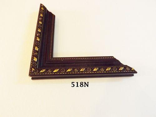Khung Tranh Màu Nâu Cổ Điển Đẹp Gỗ Composite Giá Rẻ 30%