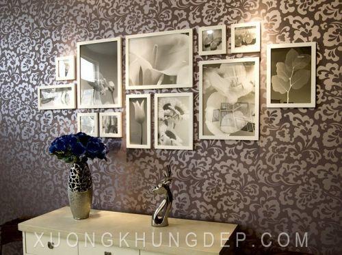 Khung ảnh treo tường trang trí đẹp Khung Tranh Đẹp Giá Rẻ