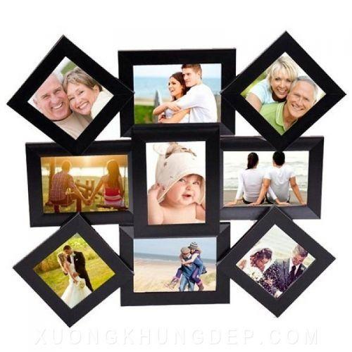 Khung tranh treo tường 9 bức trang trí đẹp Khung Tranh Đẹp Giá Rẻ