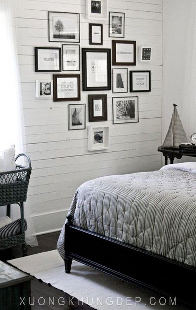 Khung ảnh Treo Tường Màu đen Các Kiểu Khung Tranh đẹp Giá Rẻ